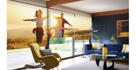 Blinds With Your Beloved Family