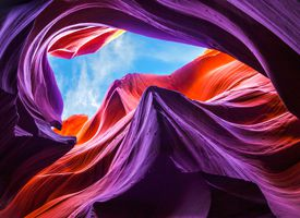 Magical Lower Antelope Canyon II