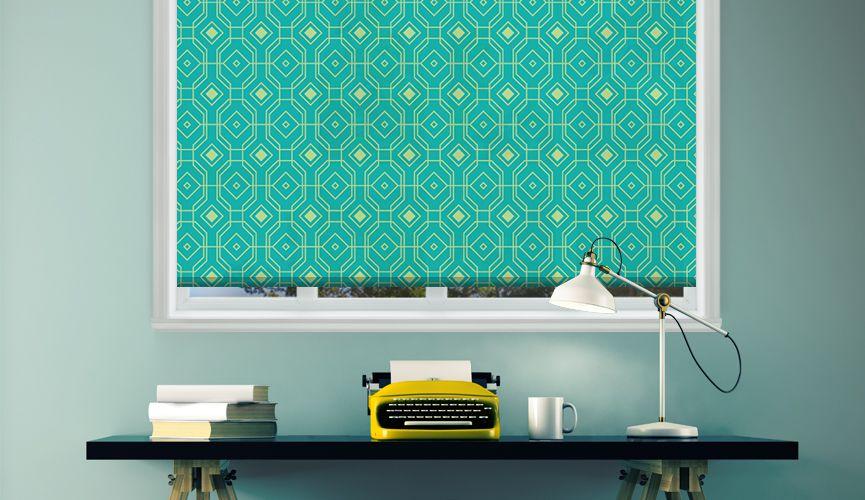 Lime - mint line draft