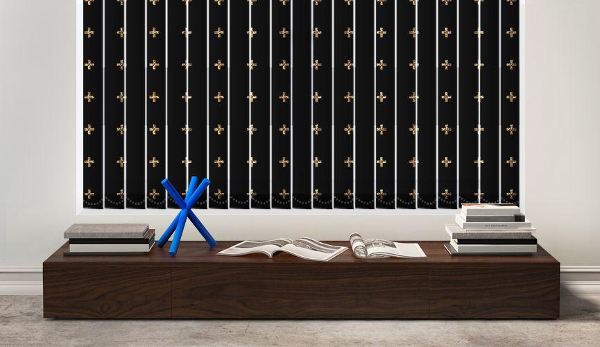Glitter crosses