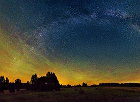 Night sky I