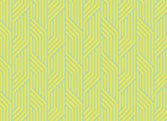 Plaited Yellow