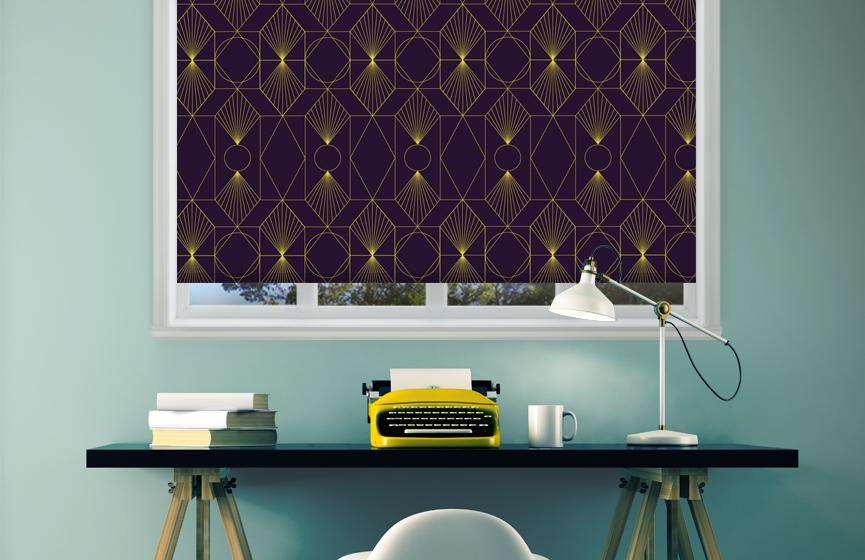 Violet manor carpet