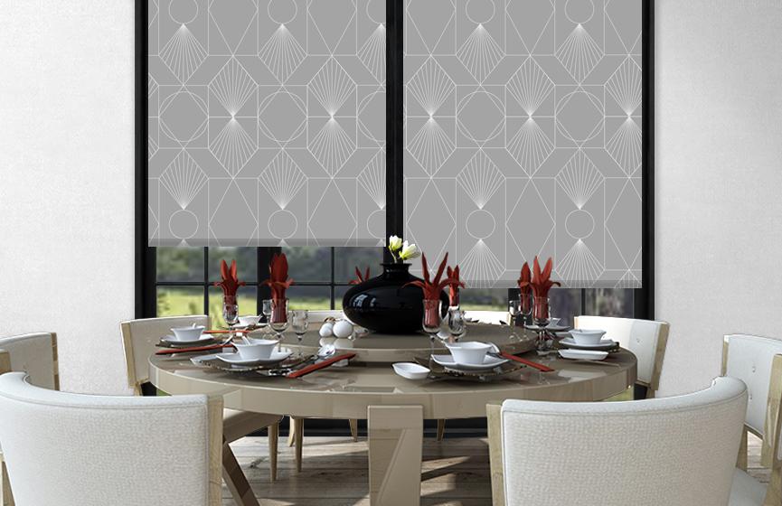 Grey manor carpet