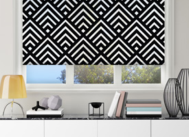 Geometric Herringbone