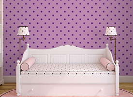 Pinkish Polka Dot