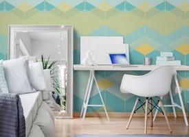 Pastel Rhombus pattern
