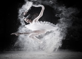 Fly ballerina 864964