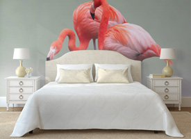 Animal wall murals