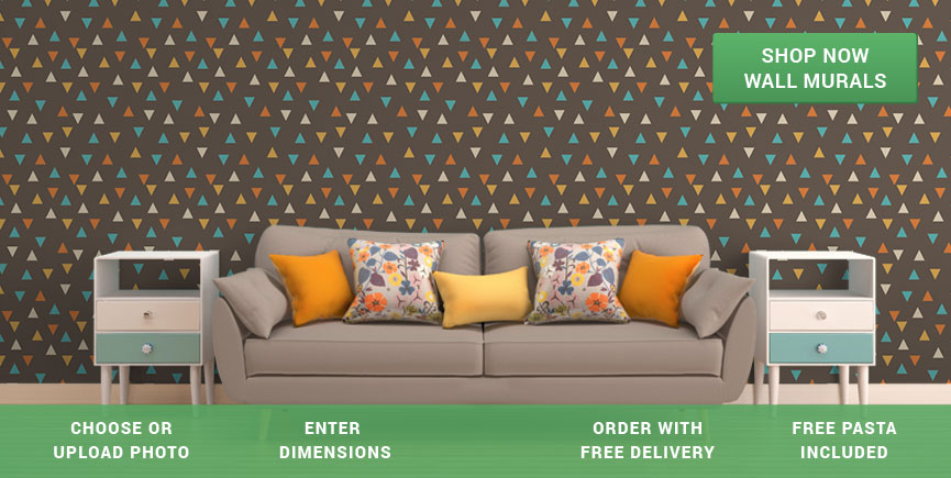 http://www.decoshaker.com/wall-murals/patterns/triangle-confetti