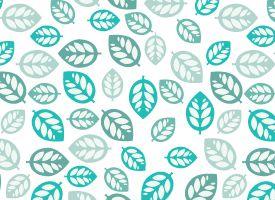 Scatter leaves