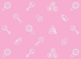 Pink toys I