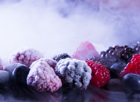 Freezing Berries
